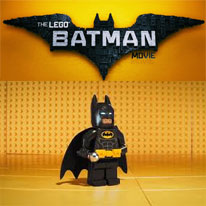 Montres et réveils Lego de Batman the movie