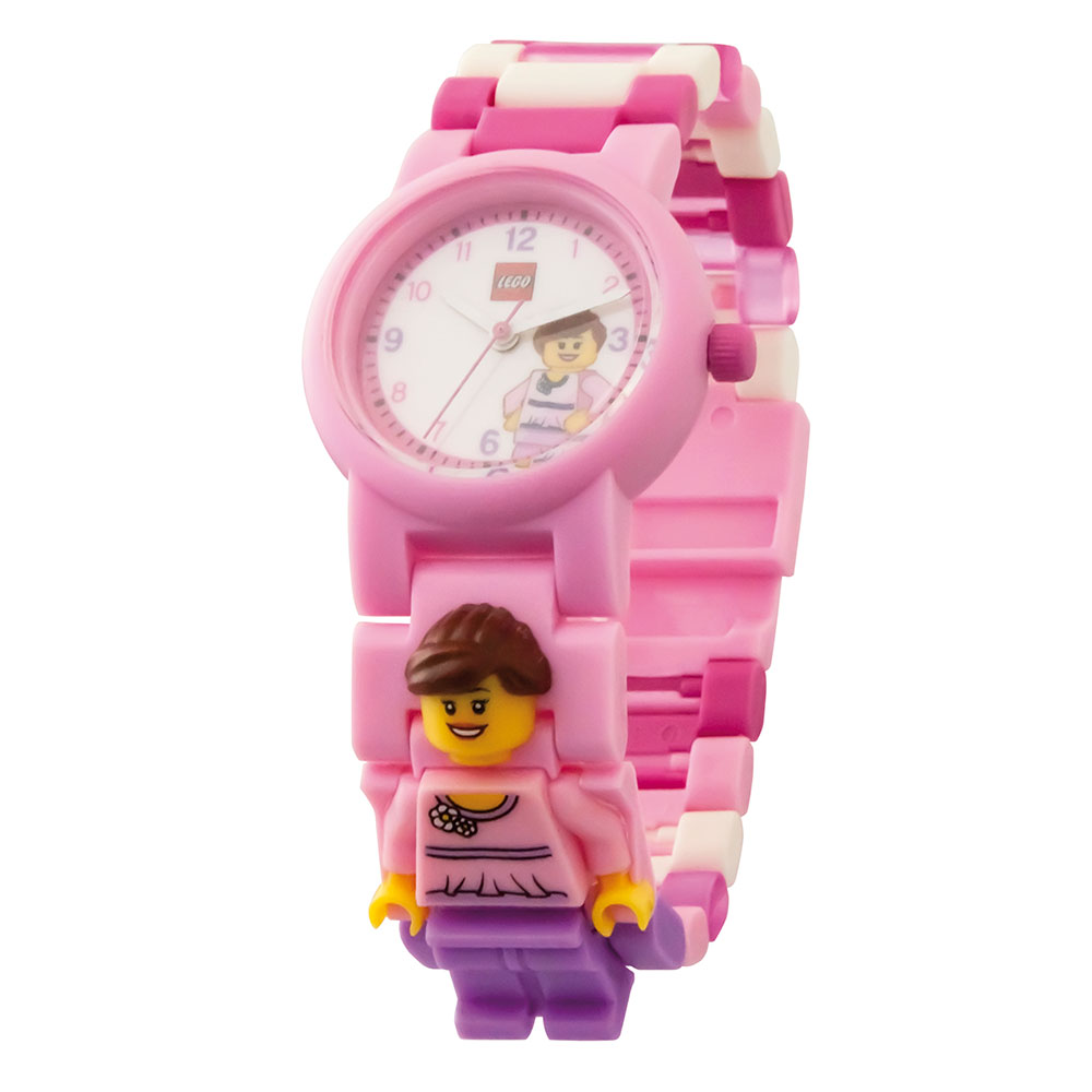 Montre Lego Classic Pink - Rose